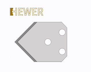 HEWER Industrial Blade HB-0218