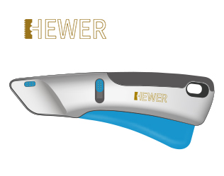 HEWER Heavy Duty Safety CutterHK-6105